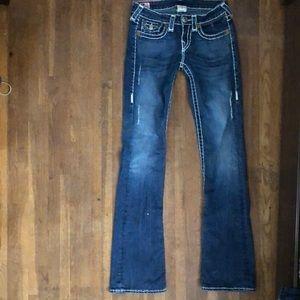 True religion women's BECKY SUPER T jeans